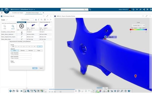 3DEXPERIENCE Works Structural Simulation mô phỏng 3D kết cấu phức tạp nhất